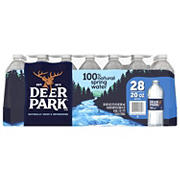 Deer Park 100% Natural Spring Water, 28 pk./20 oz.