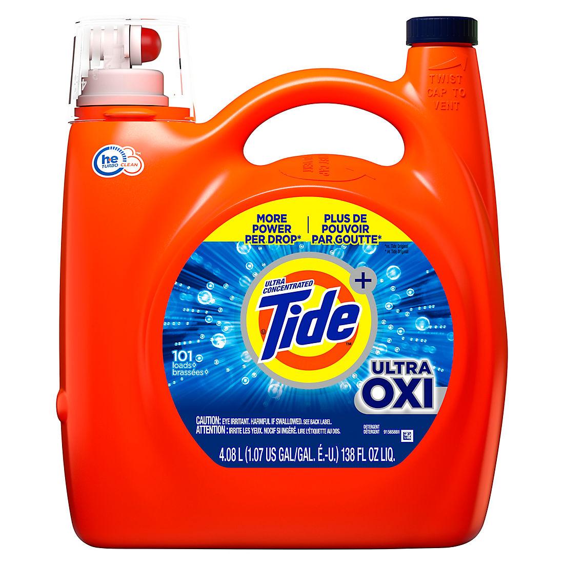 Ultra Oxi Liquid Laundry Detergent