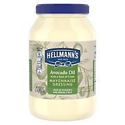Hellmanns Avocado Lime Mayonnaise, 48 oz.