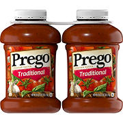 Prego Traditional Italian Sauce, 2 ct./67 oz.