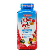 Vitafusion Fiber Gummies, 220 ct.