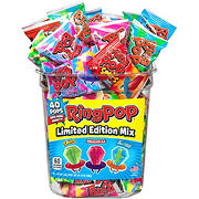 Ring Pops Variety Box, 40  ct.