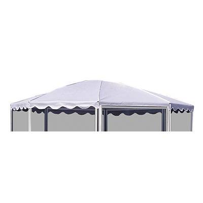 "Casita Replacement Roof for 11'1"" Round Screenhouse - Gray"