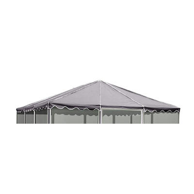 "Casita Replacement Roof for 11'7"" Square Screenhouse - Gray"