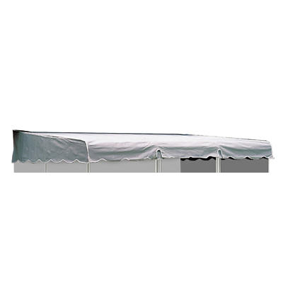 """Patio-Mate Replacement Roof for 11'6"""" x 7'8"""" Screened Enclosure - Gray"""