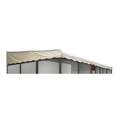"Patio-Mate Replacement Roof for 19'3"" x 11'6"" Screened Enclosure - Alm"