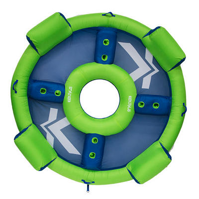 Kelsyus Big Nauti 4-Person Island Float