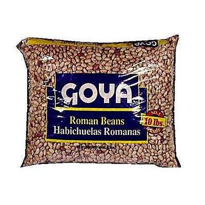 Goya Roman Beans, 10 lbs.
