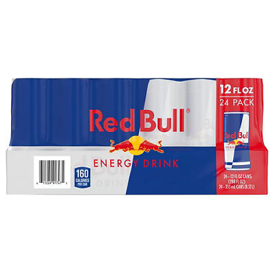 Red Bull, 24 pk./12 oz.