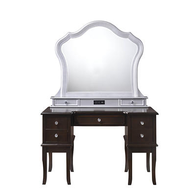 Picket House Furnishings Allie 2-Pc. Vanity Set - Walnut
