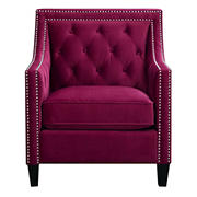 Picket House Furnishings Teagan Accent Chair - Red