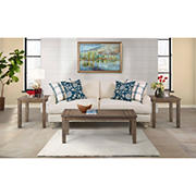Picket House Furnishings Flynn 3-Pc. Occasional Table Set - Walnut