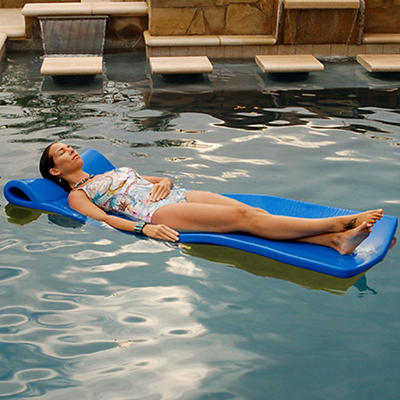Texas Rec Sunray Pool Float - Blue