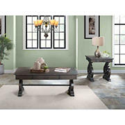 Picket House Furnishings Stanford 2-Pc. Occasional Set - Dark Walnut