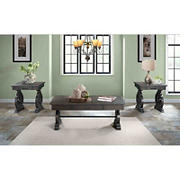 Picket House Furnishings Stanford 3-Pc. Occasional Set - Dark Walnut