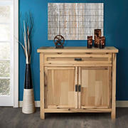 Picket House Furnishings Griffin Accent Chest - Light Brown