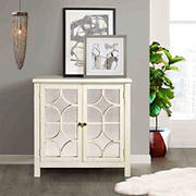 Picket House Furnishings Harlow Accent Chest - Antique Bisque