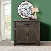 Picket House Furnishings Paige Accent Chest - Gray
