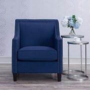 Picket House Furnishings Emery Chair - Blue