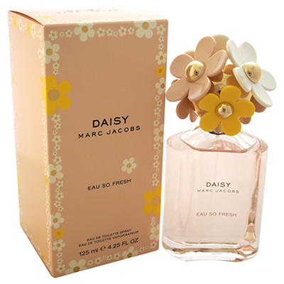 Daisy Eau So Fresh by Marc Jacobs for Women, 4.25 oz.