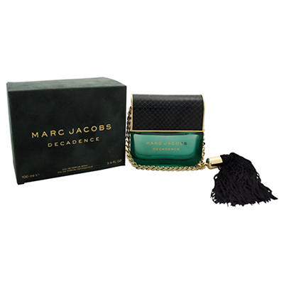 Marc Jacobs Decadence by Marc Jacobs for Women, 3.4 oz.