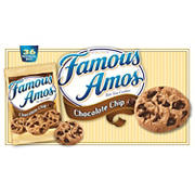 Famous Amos Bite-Size Chocolate Chip Cookies, 36 pk.