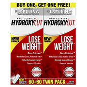Pro Clinical Hydroxycut, 2 pk./60 ct.