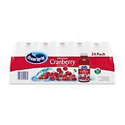 Ocean Spray Cranberry Juice Cocktail, 24 pk./10 oz.
