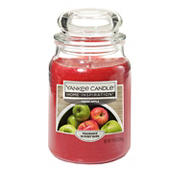 Yankee Candle Jar Candle, 19 oz. - Fresh Apple