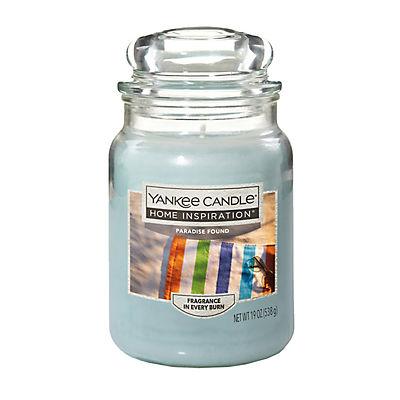Yankee Candle Jar Candle, 19 oz. - Paradise Found