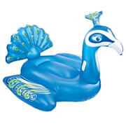 Aqua Jumbo Princess Peacock Pool Float