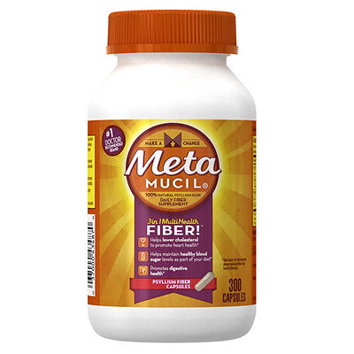 Metamucil Original Capsules, 300 ct.