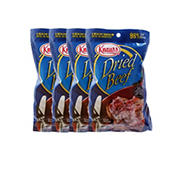 Knauss Dried Beef, 4 pk.