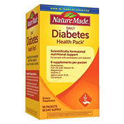 Nature Made Diabetes Health Pack, 60 ct.