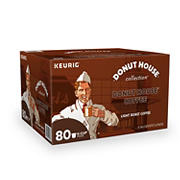 Donut House Collection Donut House Coffee K-Cup Pods, 80 ct.