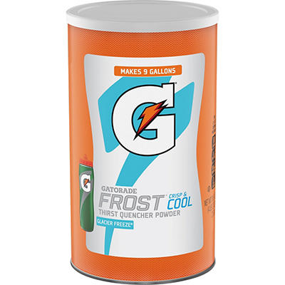 Gatorade Glacier Freeze Powder, 76.5 oz.