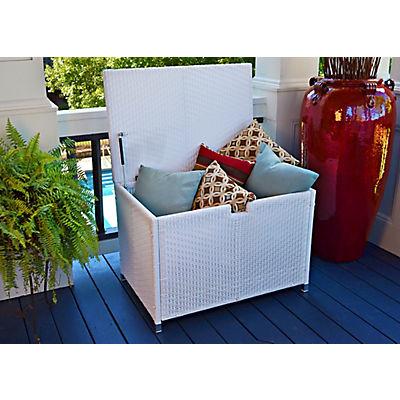 Tortuga Outdoor Storage Box - White