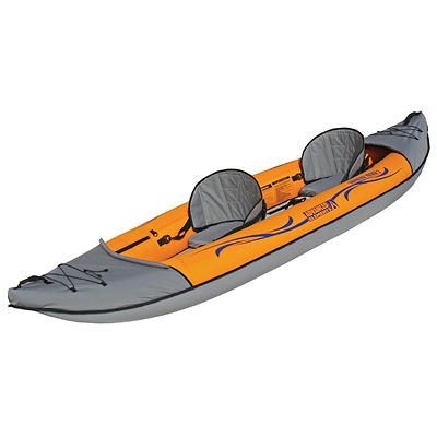 Advanced Elements Adventure Voyage2 Inflatable Kayak Paddler Pack - Or