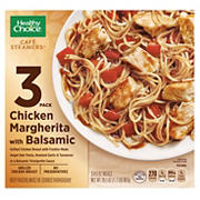 Healthy Choice Cafe Steamers Chicken Margherita with Balsamic, 28.5 oz.