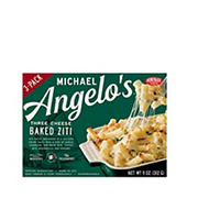 Michael Angelo's Three Cheese Baked Ziti, 3 pk./11 oz.