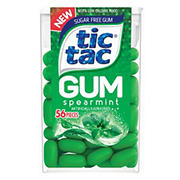 Tic Tac Spearmint Gum, 12 pk./56 ct.
