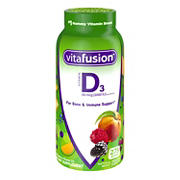 Vitafusion Vitamin D, 275 ct.