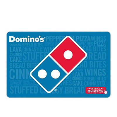 $20 Domino's Gift Card