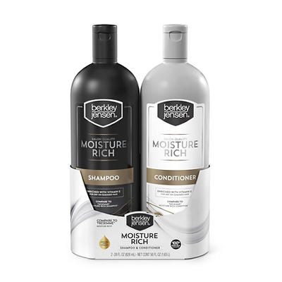 Berkley Jensen Moisture Rich Shampoo and Conditioner, 2 pk./28 oz.