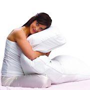 "Sleep Innovations 54"" x 20"" Embrace Memory Foam Body Pillow"