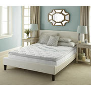 "Contour Rest Dream Support King Size 10"" Pillowtop Innerspring Mattress"