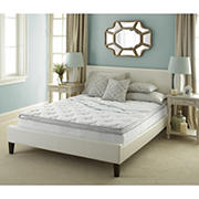 "Contour Rest Dream Support Twin Size 10"" Pillowtop Innerspring Mattress"