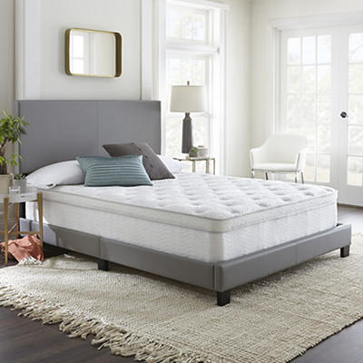 "Contour Rest Dream Support Queen Size 12"" Euro-Top Mattress"