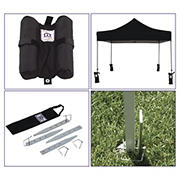 Impact Canopy Pop-Up Canopy Anchoring Kit