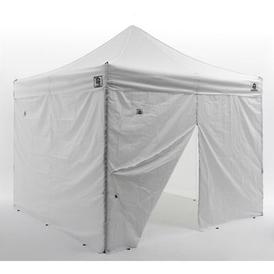 Impact Canopy Universal Pop-Up Canopy Sidewall Kit for 10' x 10' Frame
